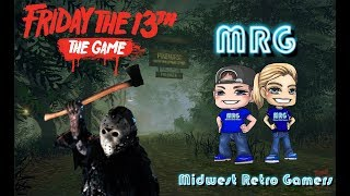 Live Friday the 13th: The Game (PC 1440p 60fps) Duo