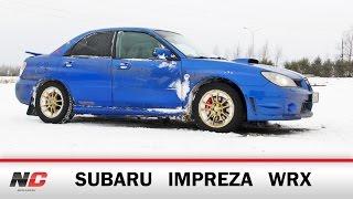 Subaru Impreza WRX.  Авто Чагина / Тест-Драйв / NICE-CAR.RU