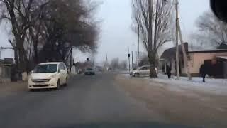 Прогулка по городу токмок