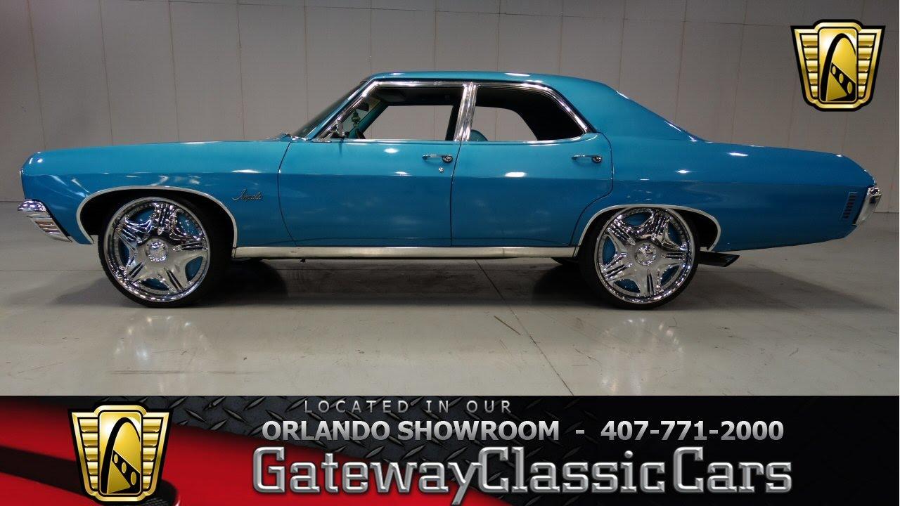 Impala 1967 chevy impala 4 door hardtop for sale : 1970 Chevrolet Impala - YouTube