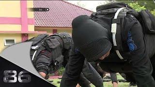 86 Pelatihan Wanteror Brimob Polda Aceh - Bripda Nina Oktoviana