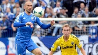 HIGHLIGHTS: Montreal Impact vs. Columbus Crew | September 14, 2013