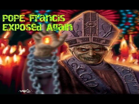 Must See: You wont Believe What Pope Francis Got Caught Doing