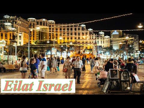 NIGHT LIFE IN EILAT ISRAEL | VLOG #23 | Hersheyangel💕
