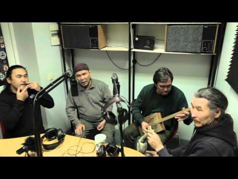 Huun-Huur-Tu music in Riga's radio NABA