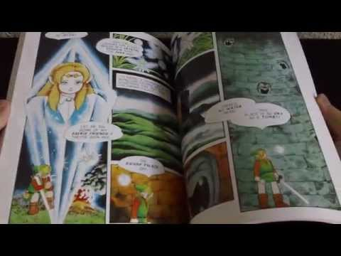 The Legend of Zelda: A Link to the Past - Book Review