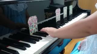 さいたま市大宮区 浦和区 見沼区の増田あけみピアノ教室です。 小学1年...