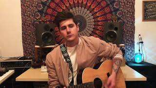 """Tell Me You Love Me"" Demi Lovato - Michael Pinning acoustic cover"
