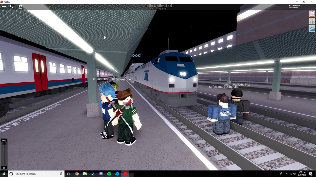 Rails Unlimited More Train Reviews By 5avt - rails unlimited train building scale roblox