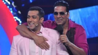 'Khiladi 786' Akshay Kumar Visits Salman Khan on 'Bigg Boss 6'