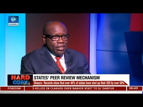 Nigeria Governors Forum Is Beneficial - Asishana Okauru Pt 1   Hard Copy  