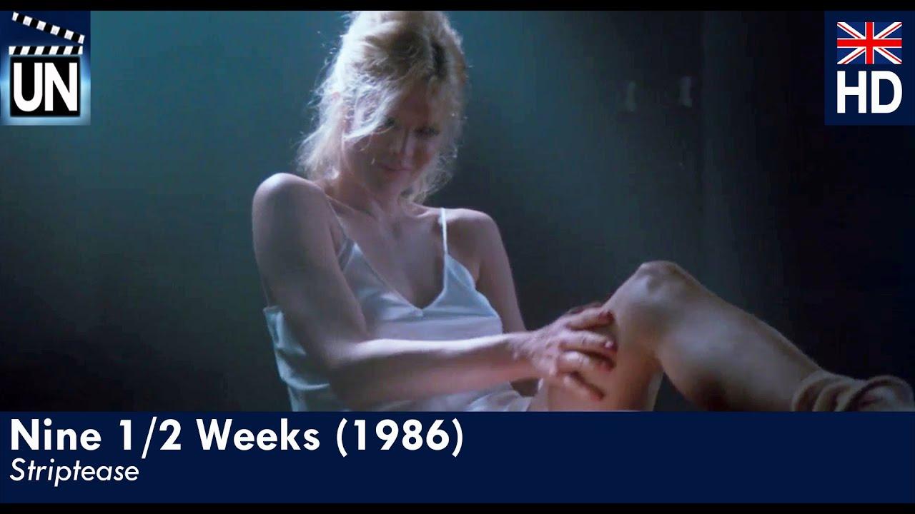 unforgettable nine 1 2 weeks striptease 1986 hd youtube. Black Bedroom Furniture Sets. Home Design Ideas