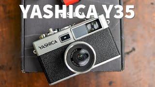 Trải nghiệm Yashica digiFilm Y35: Có cảm xúc hoài cổ, nhưng thiết kế & chất lượng ảnh không tốt