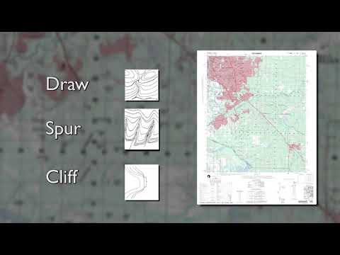 SMCT: Identify Terrain Features On A Military Map