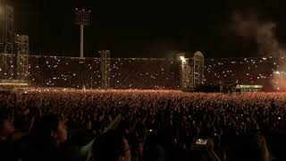 Iron Maiden - Aces High - Estadio Nacional, Santiago, Chile - 15-10-2019
