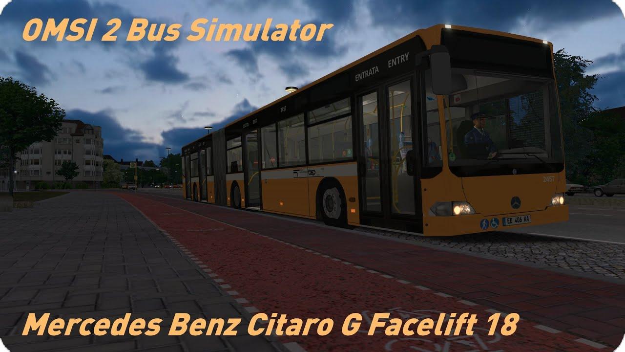 Omsi 2 MB Citaro G Facelift 18 ZF 4 Doors #6 ITA | 1080p & Omsi 2 MB Citaro G Facelift 18 ZF 4 Doors #6 ITA | 1080p - YouTube Pezcame.Com