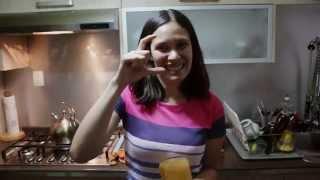 Pulque curado (en casa) - Mango y avena