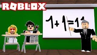 VOLTA ÀS AULAS DO LOKIS | Roblox - Robloxian Highschool