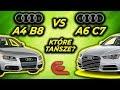 Audi A4 B8 vs A6 C7  które jest droższe w utrzymaniu ??