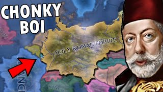 What If The Holy Roman Empire Returned in 1914?! HOI4 (Hearts of Iron 4)