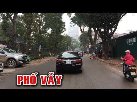 Phố vẫy Hà Nội những ngày mưa ẩm ướt | Hanoi City Tour