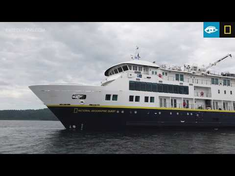 Panama Canal | Costa Rica & Panama | Lindblad Expeditions-National Geographic