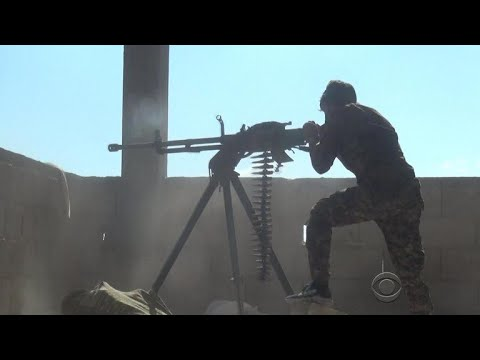 Top U.S. commander discusses fight for Raqqa, communication with Russia