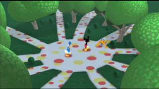 Strange Things happen in Wonderland in Mickey Mouse Clubhouse Adventures in Wonderland