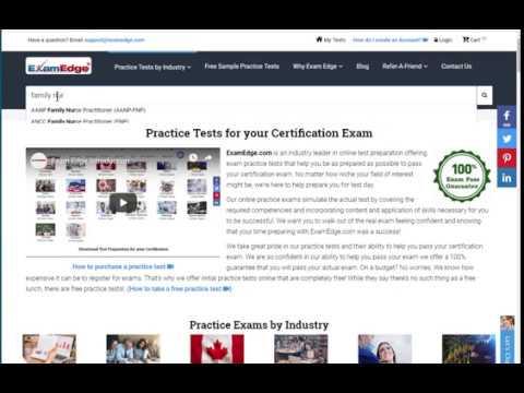 Exam Edge Introduction