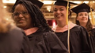 2018 Commencement: Eastman School of Music Ceremony Highlights