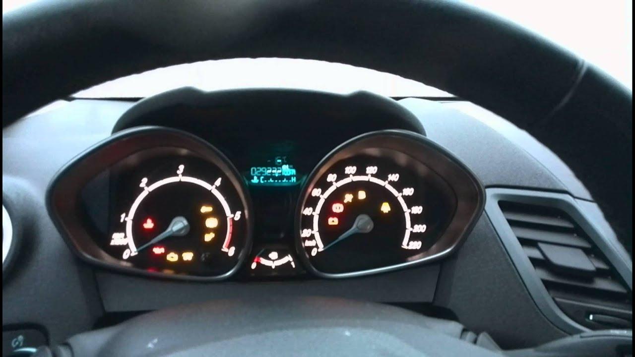 ford focus3 не заводится в мороз