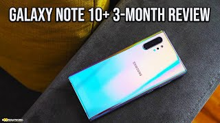 Galaxy Note 10 Plus 3-Month Review!!!