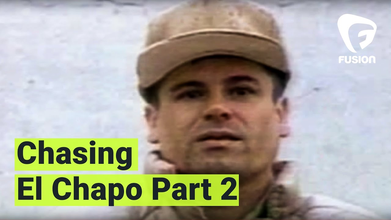 who is el chapo in narcos