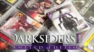 DARKSIDERS 2 - Limited Edition Unboxing PS3 (+ Giveaway del DLC)