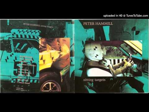 Peter Hammill - Sitting Targets (1981; remastered 2007)