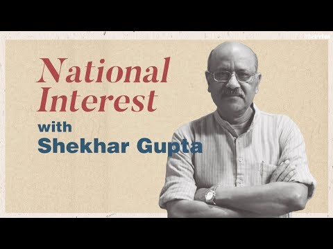 National Interest, one of India's most widely-read weekly columns, now on video.