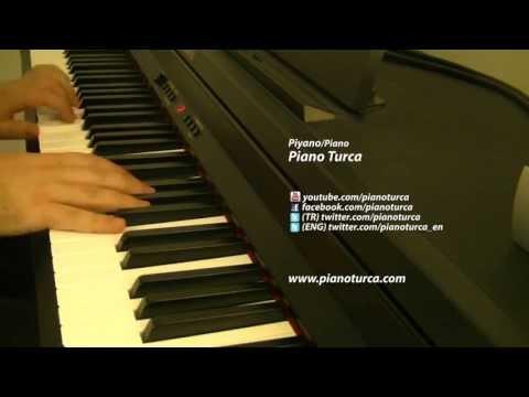 Mimoza Çiçeğim - Volkan Konak  (Geleneksel Piyano Versiyon)