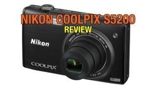 Nikon Coolpix S5200 Review