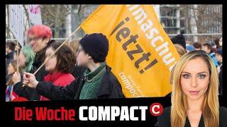 Merkel und die Greta-Jugend, Brexit in Gefahr: Die Woche COMPACT