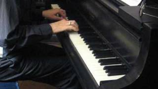 Ryan Layne Whitney:  Bach, Contrapunctus 8 from Art of the Fugue (faster tempo)