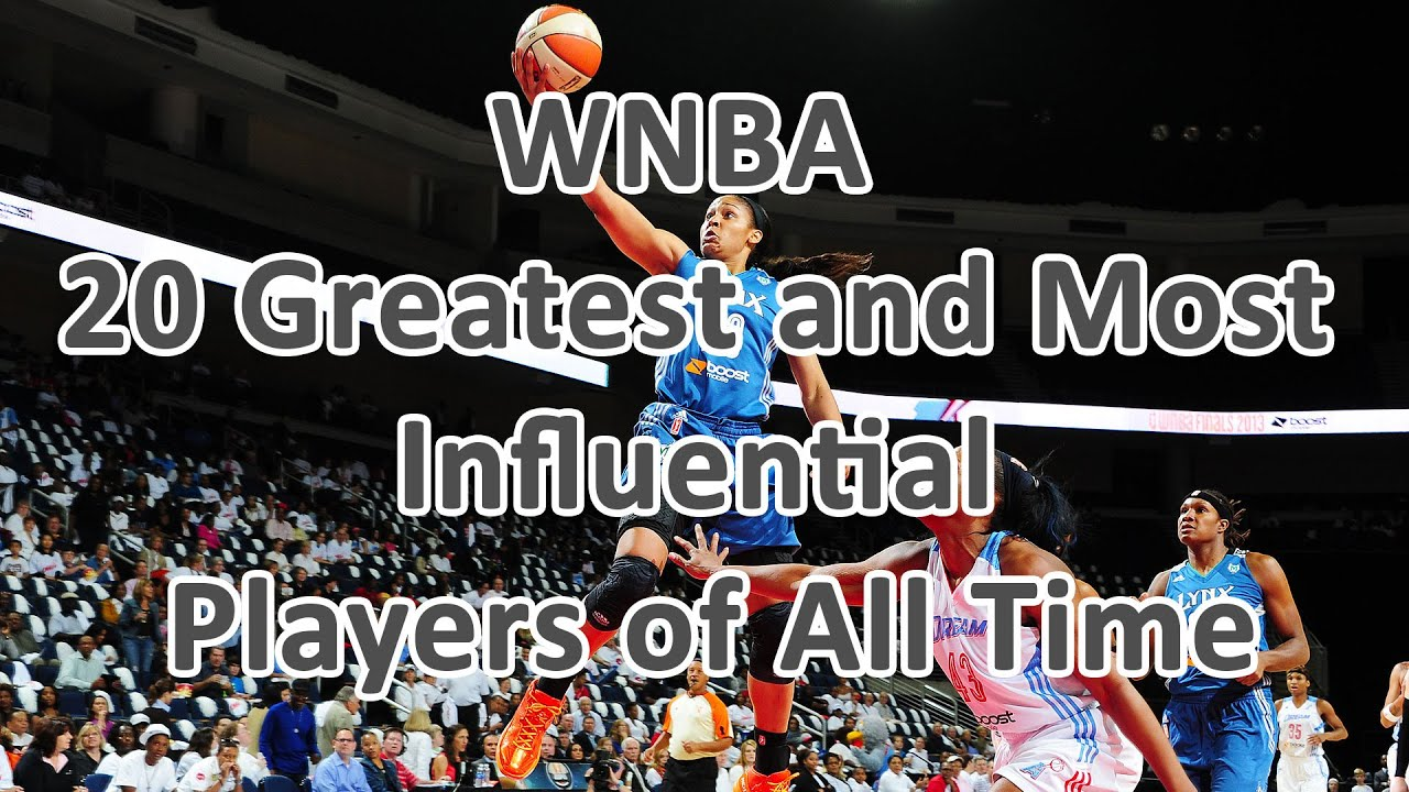 most influential nba players