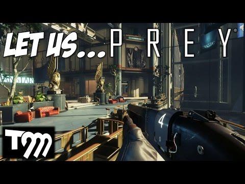 PREY Gameplay Walkthrough Part 1 #LetsPrey (Exclusive Gameplay Prey 2017)