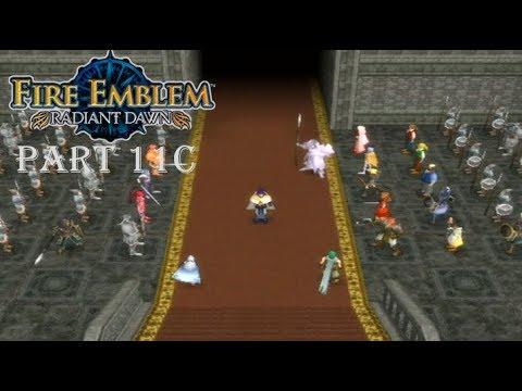 Fire Emblem Radiant Dawn Playthrough: Part 11C - The Many Deaths of Jarod (Part 1 End)
