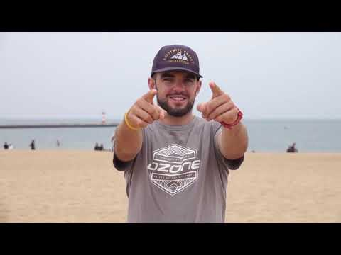 KiteFoil GoldCup 2018 Weifang - Documentary