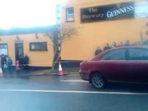 St.Patricks Day Arvagh County Cavan Ireland