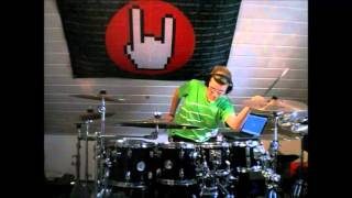 O-Zone - Dragostea Din Tei (aka Numa Numa) [Drum Cover] | DrumsoloTV
