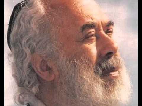 The Na'anuim Nigun - Rabbi Shlomo Carlebach - ניגון נענועים - רבי שלמה קרליבך