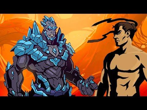 МЕГАЛИТ победа после ТИТАНа мультик игра шадоу файт 2 Shadow Fight 2 Бой с тенью #64 #КИД КРУТИЛКИНЫ