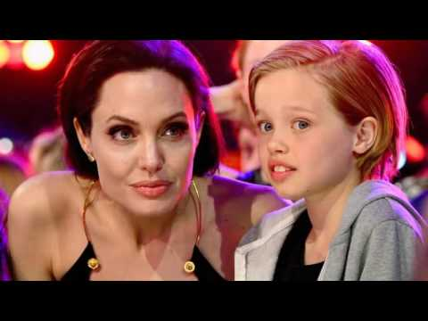 Angelina Jolie And Brad Pitt Kids