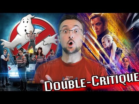 SOS Fantômes (Ghostbusters) & Star Trek: Sans Limite - #NOSPOIL DOUBLE CRITIQUE par Benzaie streaming vf